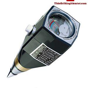 Máy đo pH và độ ẩm đất DM15 hãng Takemura