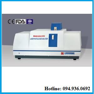 máy đo kích thước hạt Bettersize BT2000