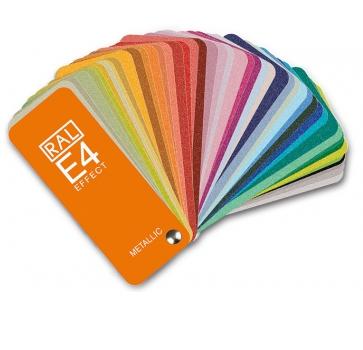 Thẻ màu Ral E4