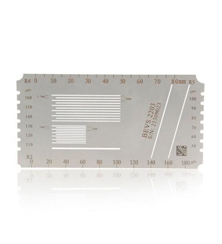 Thiết bị đo độ bám dính multi hatch gauge bevs 2203