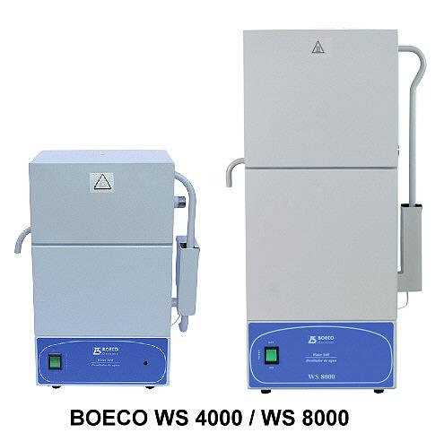 Máy cất nước 2 lần BOECO WS4000,WS8000