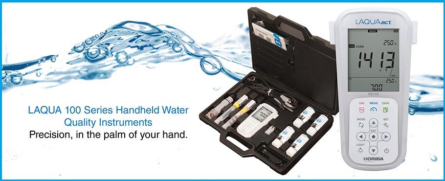 Máy đo pH cầm tay hãng Horiba