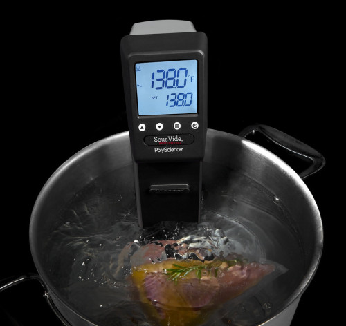 dieu chinh nhiet do nau may sous vide cooking
