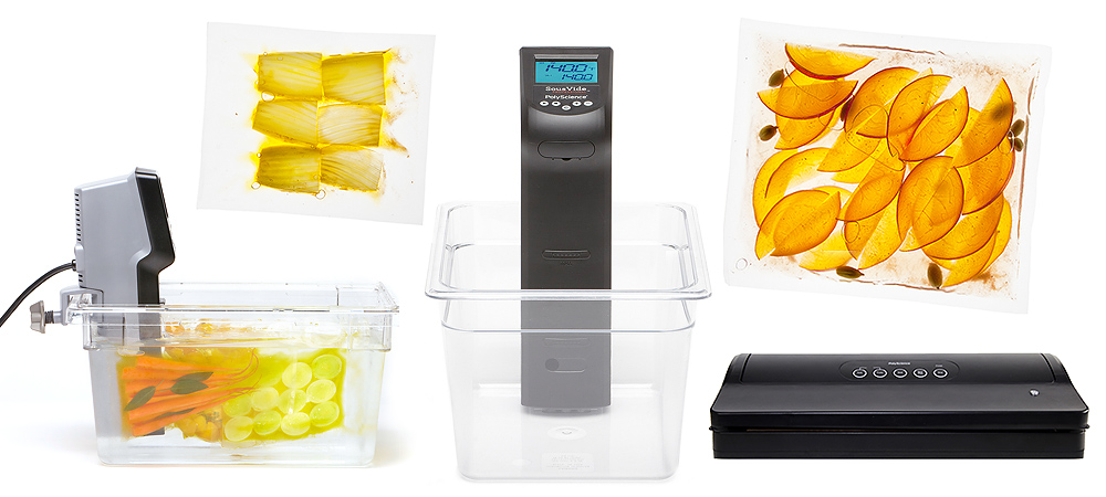 may sous vide cooking hang polyscience
