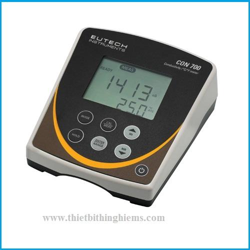 máy đo độ dẫn CON700 hãng Eutech.