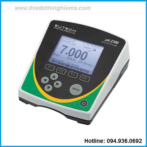 Máy đo pH2700 hãng Eutech