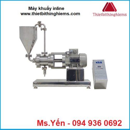 Máy đồng hóa Inline Mixer hãng knS