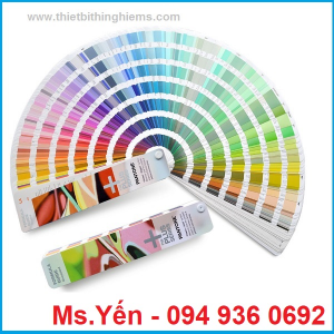 Quạt màu pantone -FORMULA GUIDE Solid Coated & Solid Uncoated