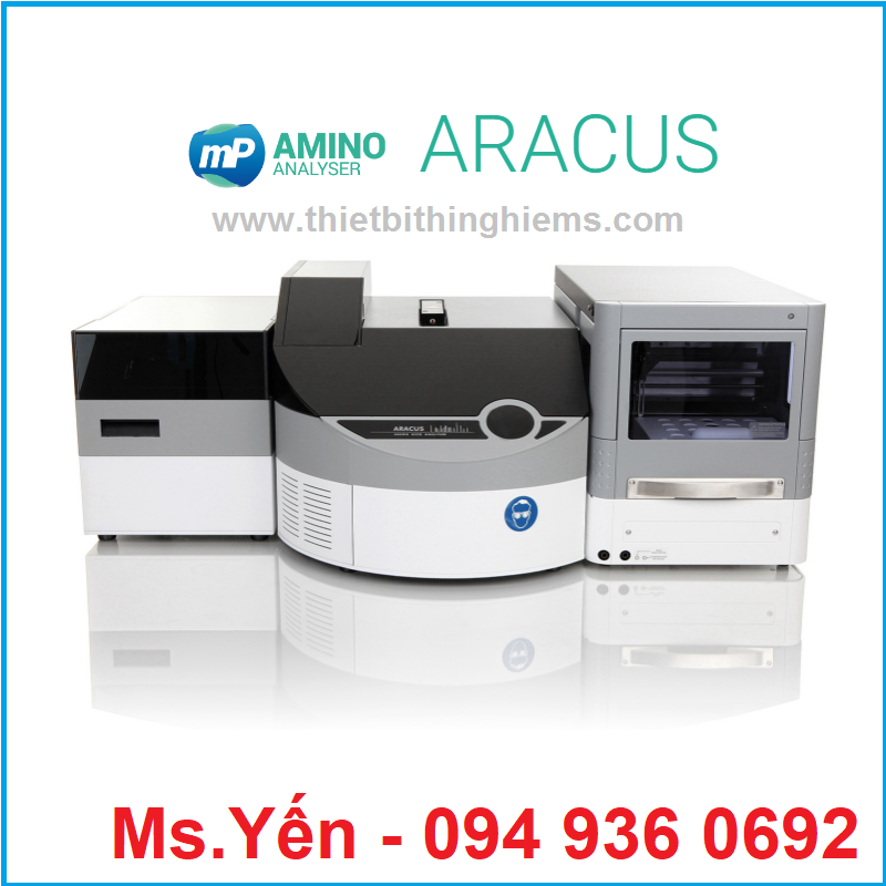 may phan tich Amino Acid hang membrapure Aracus