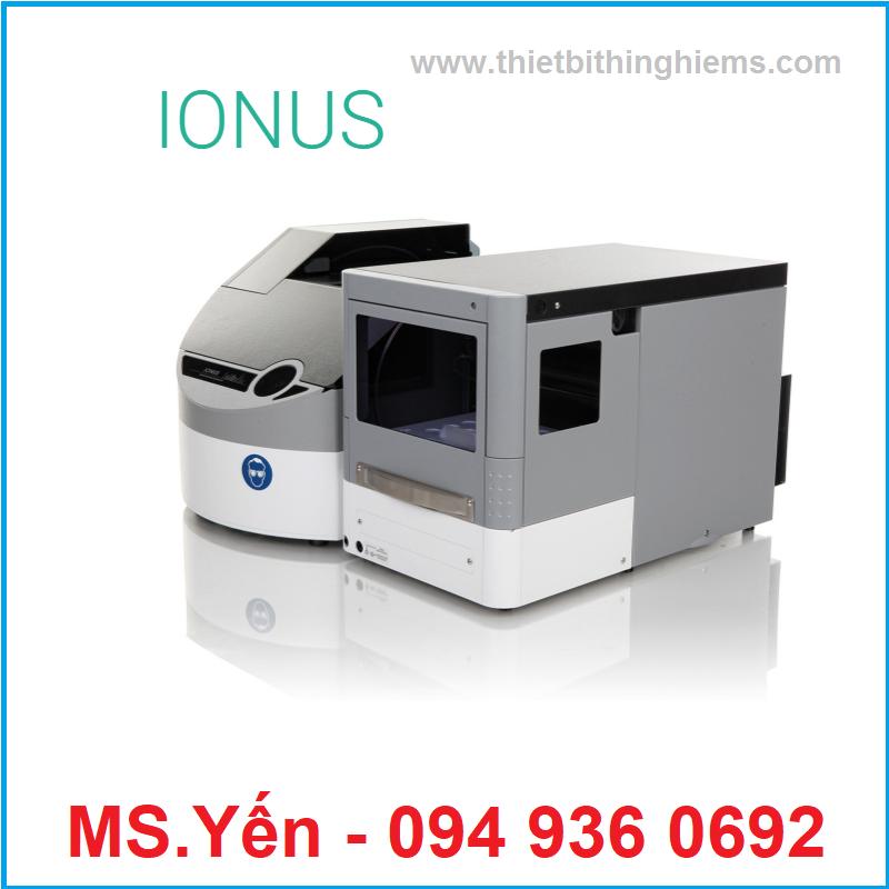 máy phân tích sắc ký ionus hãng mempure