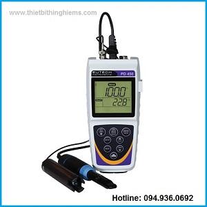 Máy đo đa chỉ tiêu PD450 Eutech