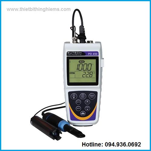 Máy đo đa chỉ tiêu PD 450 hãng Eutech