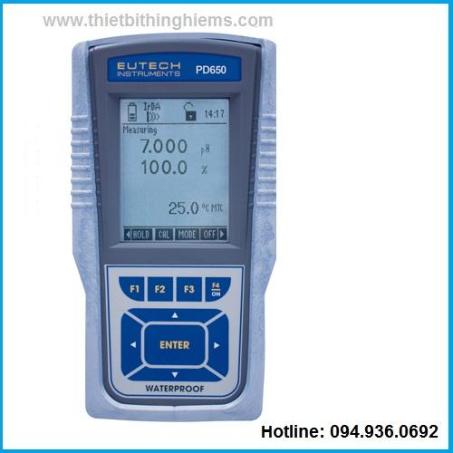 Máy đo đa chỉ tiêu PD650 hãng Eutech