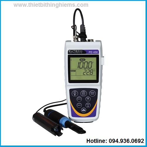 Máy đo đa chỉ tiêu PD450 hãng Eutech