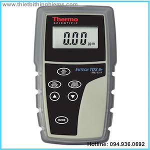 Máy đo TDS 6+ cầm tay hãng Eutech