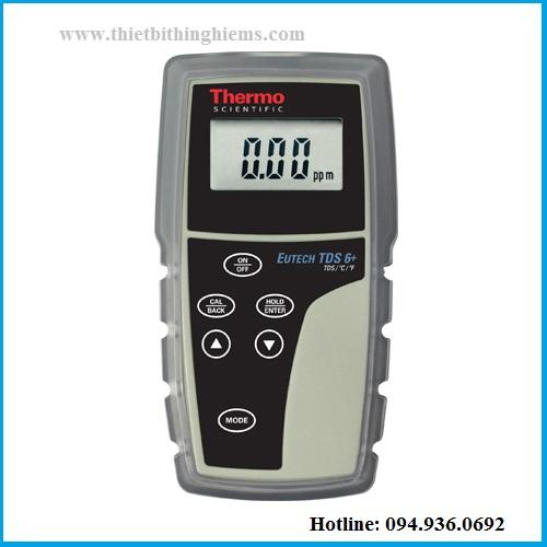 Máy đo EcoScan TDS6 hãng Eutech