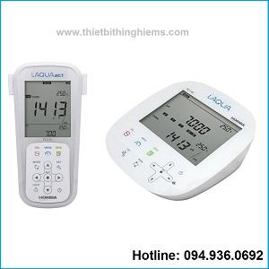 Máy đo đa chỉ tiêu PC110 PC1100 hãng Horiba
