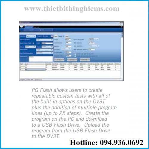 Phần mềm PG Flash