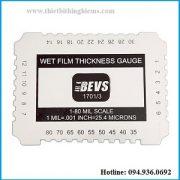 Thước đo độ dày sơn ướt hãng BEVS