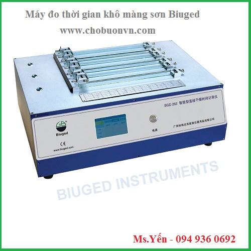 Máy đo thời gian khô màng sơn hãng Biuged BGD262