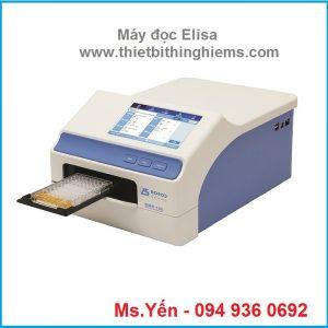 Máy đọc Elisa BMR-100 hãng Boeco