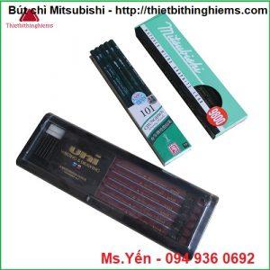 Bút chì Mitsubishi đo độ cứng màng sơn