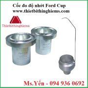 Cốc đo độ nhớt Ford Cup hãng Biuged BGD125