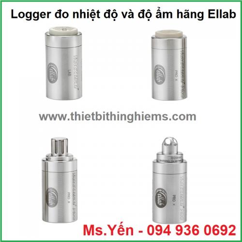 Logger đo độ ẩm hãng Ellab