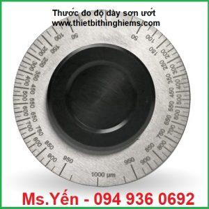 Thước đo độ dày sơn ướt dạng bánh xe VF2257 hãng TQC