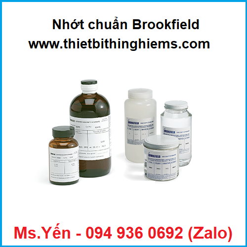 Dung dịch nhớt chuẩn Broofield