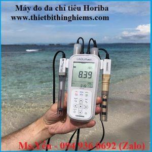 Máy đo đa chỉ tiêu Horiba