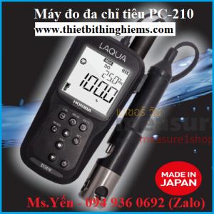 Máy đo đa chỉ tiêu PC220 Horiba