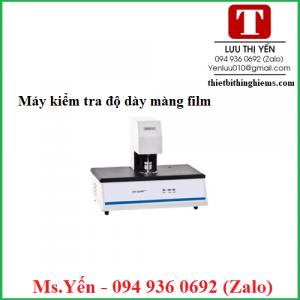 Máy kiểm tra đo độ dày màng film DRK204A hãng Drick