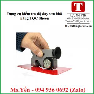 Dụng cụ kiểm tra độ dày sơn khô hãng TQC SHeen
