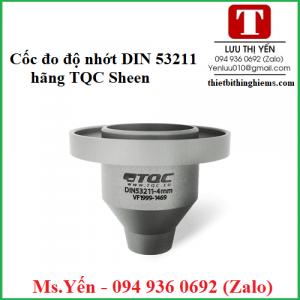 Cốc đo độ nhớt DIN 53211 hãng TQC Sheen