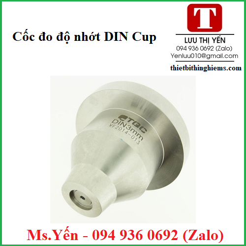 coc do do nhot DIN Cup