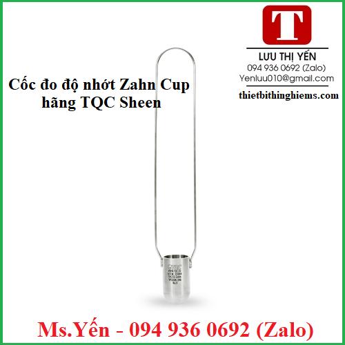 coc do do nhot Zahn Cup hang TQC Sheen
