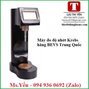 Máy kiểm tra độ nhớt BEVS1112 hãng BEVS