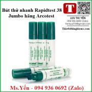 but thu nhanh rapidtest38 Jumbo hang Arcotest