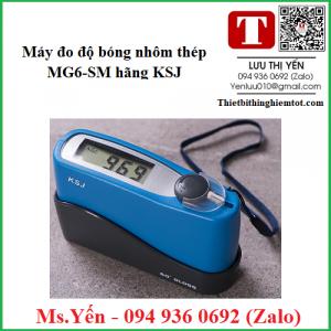 Máy đo độ bóng MG6-SM hãng KSJ