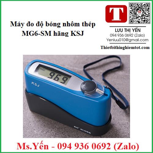 may do do bong MG6-SM hang KSJ