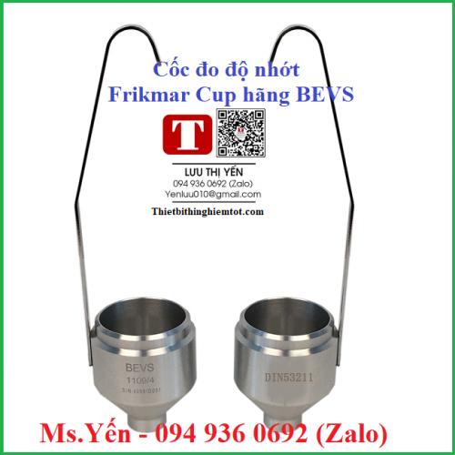 Cốc kiểm tra độ nhớt Frikmar Cup hãng BEVS