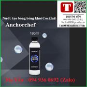 Nước tạo bong bóng khói Cocktail hãng Anchor Chef