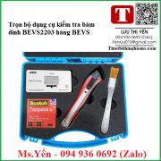 Trọn bộ dụng cụ kiểm tra bám dính BEVS2203 hãng BEVS
