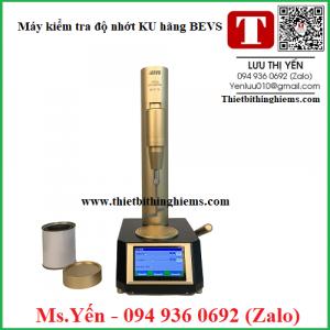 Máy kiểm tra độ nhớt Kreb BEVS1133 hãng BEVS